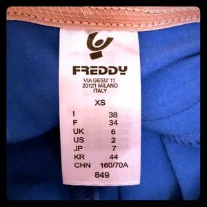 Skinny pants from Freddy